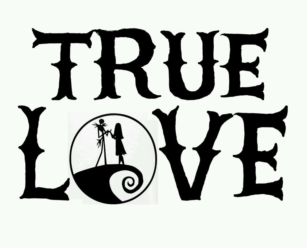 Jack & Sally , Nightmare Before Christmas , Love , In home Wall ...