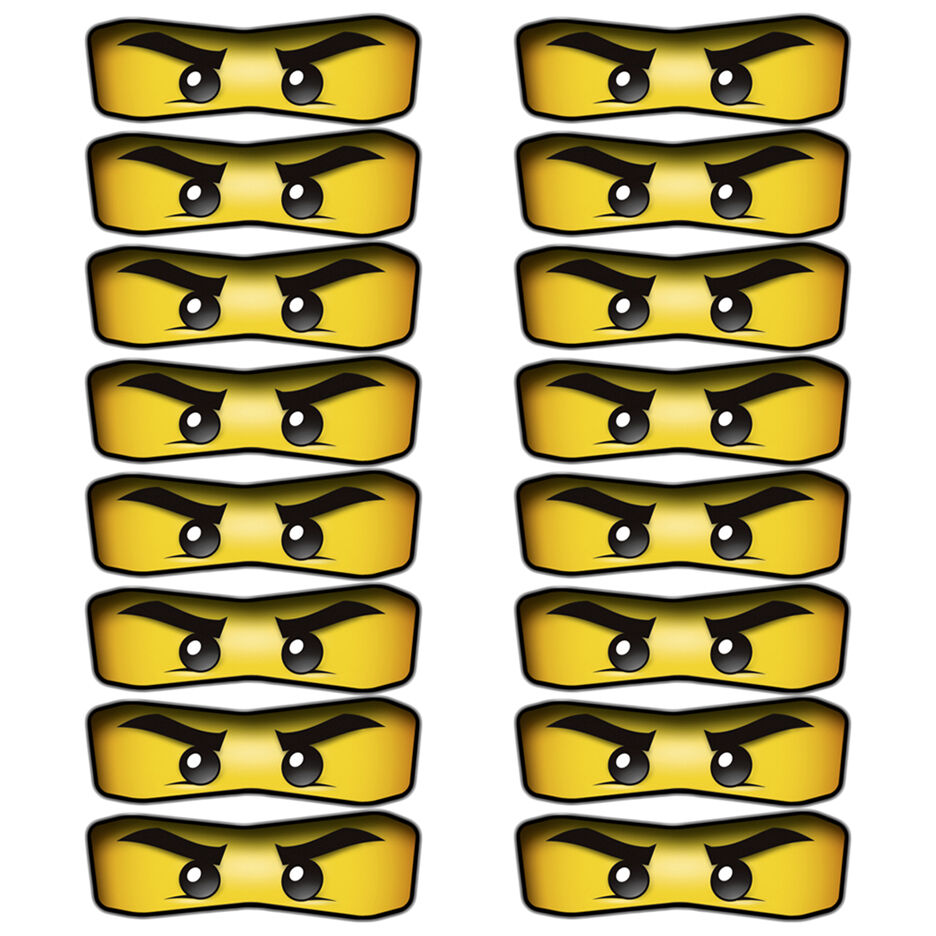 Persnickety image inside ninjago eyes printable