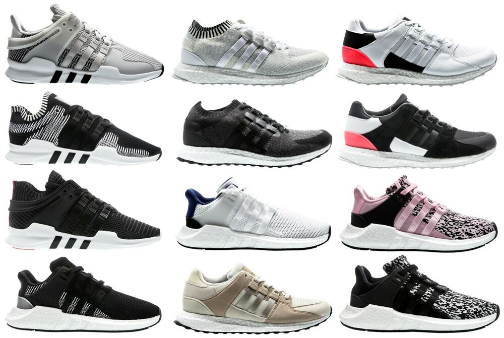 uk availability ed01d b66e5 ADIDAS ORIGINALS EQT EQUIPMENT SUPPORT Uomo Sneaker Uomo Scarpe   eBay