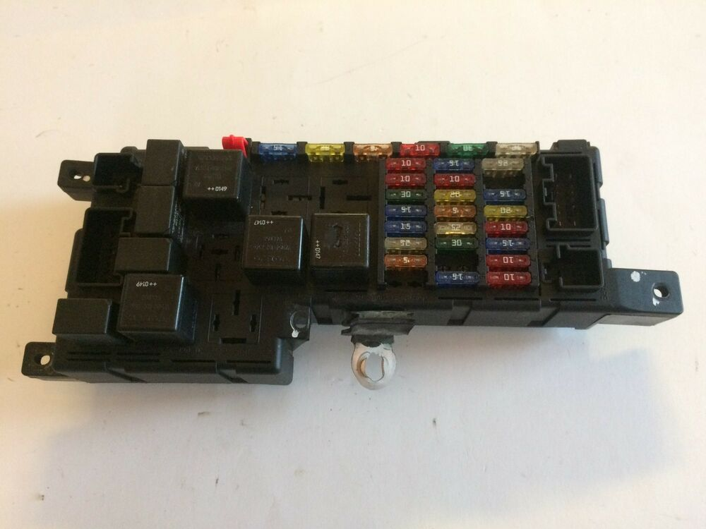 details about 00 - 04 volvo s60 s80 v70 v70xc xc90 fuse box junction fuse  relay block ceu