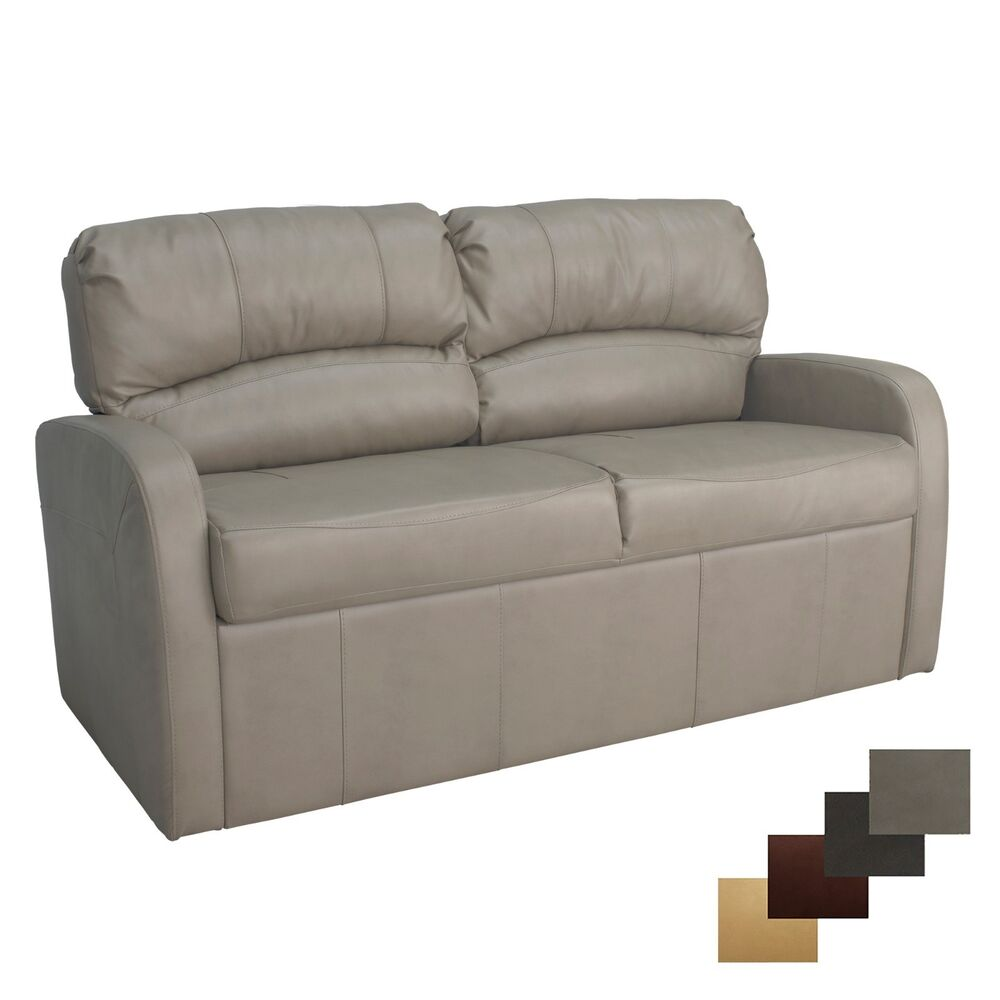 """Jackknife Sectional Sofa Bed: RecPro Charles 60"""" RV Jack Knife Sleeper Sofa In The Color"""