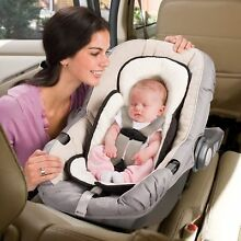 Baby Head Support Car Seat Stroller Infant Pillow Neck Travel Safety Body Black