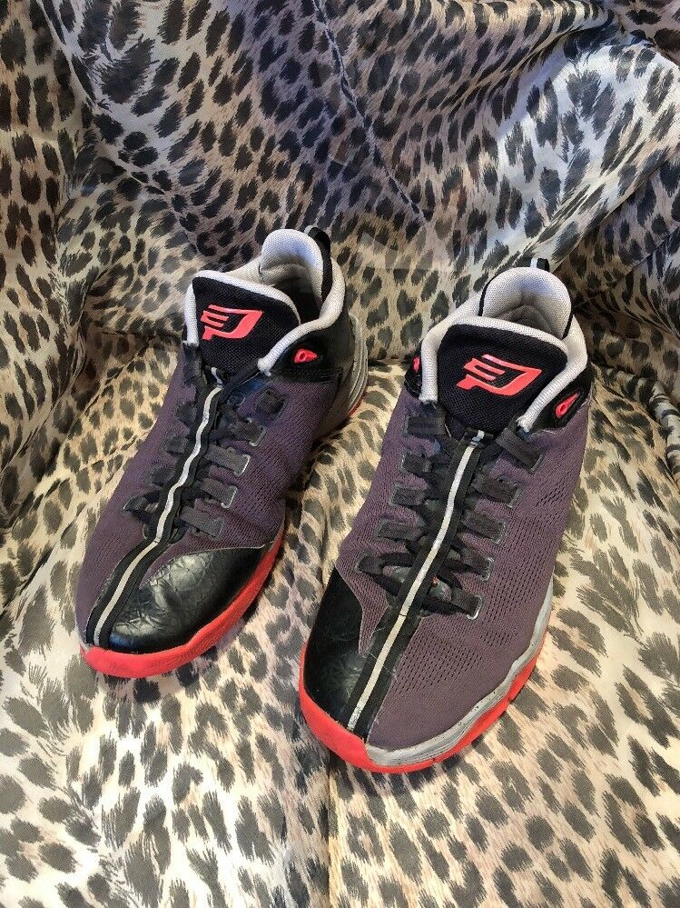 new styles 095cc d73ac Details about NIB Youth Air Jordan CP3.IX AE BG Shoes 833911-004  Anthracite Wolf Grey-Black 6y