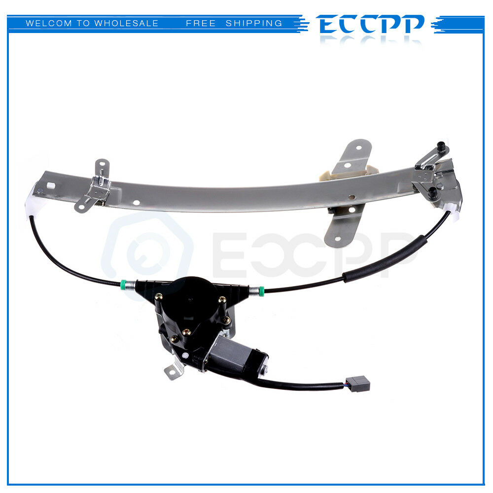 Details About Window Regulator For 1998 2017 Lincoln Town Car Front Left With Motor