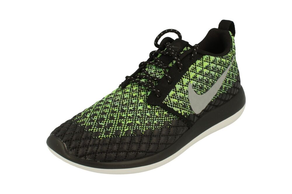 ad2b441d0399 Details about Nike Roshe Two Flyknit 365 Mens Running Trainers 859535 Sneakers  Shoes 700