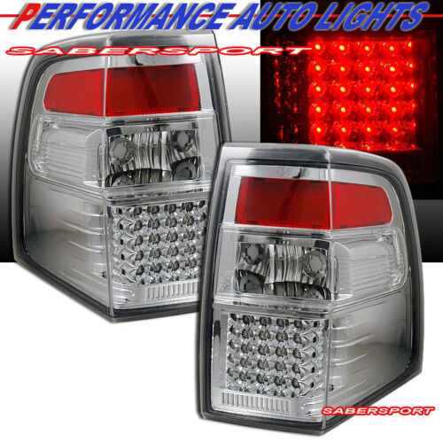 set-of-pair-chrome-clear-led-taillights-for-20072016-ford-expedition