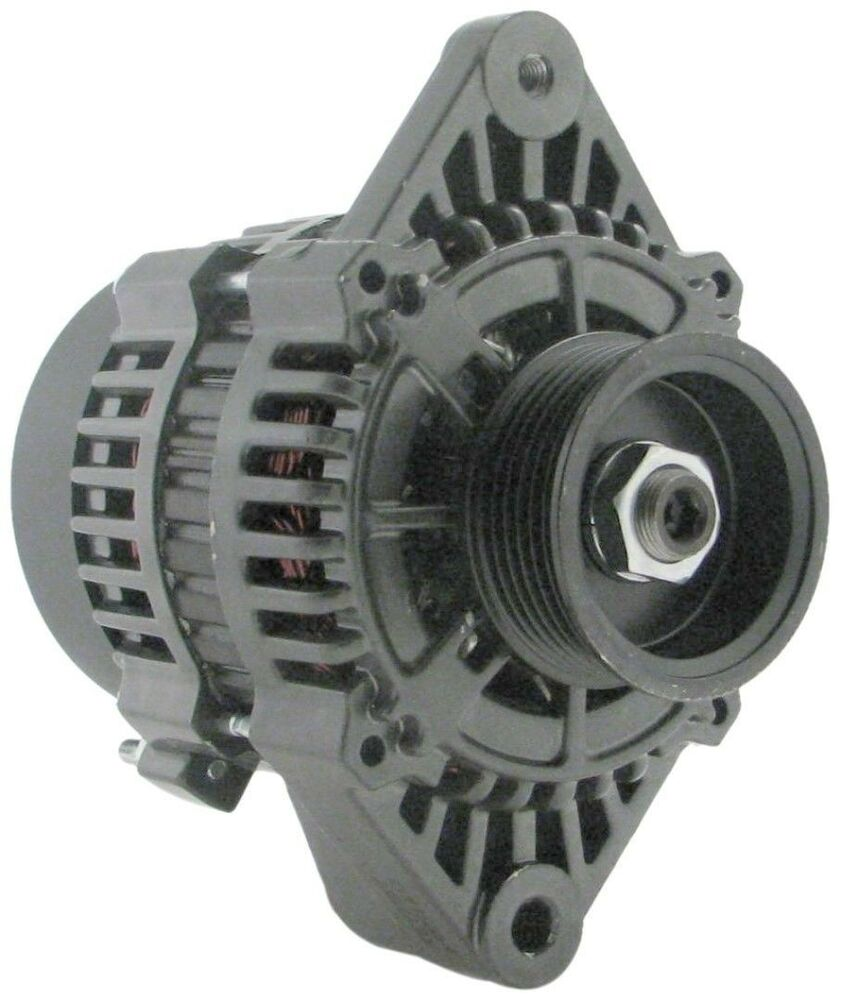 New Alternator Fits Hyster Forklifts S120xms S120xmsprs