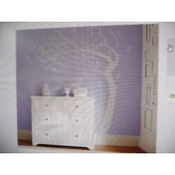 Pottery Barn Kids White Tree Wall mural Decal