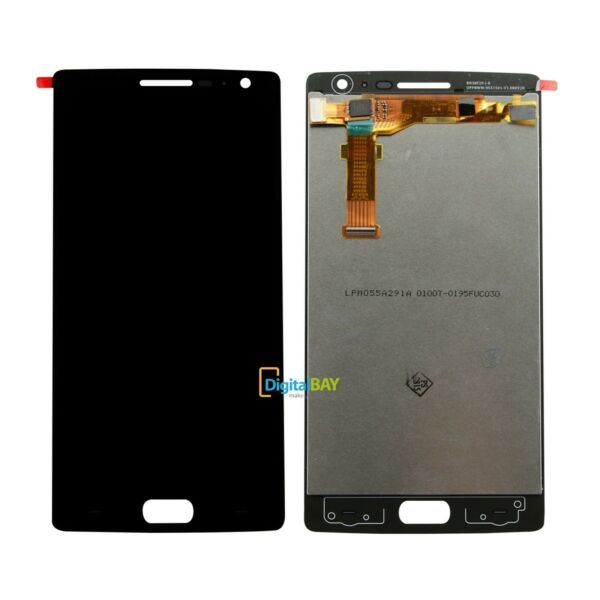 Ricambio Display One Plus Lcd Touch Screen Schermo Display Nero Per Oneplus 2