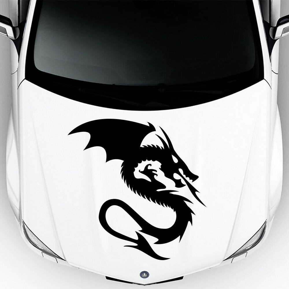Car Sticker Dragon