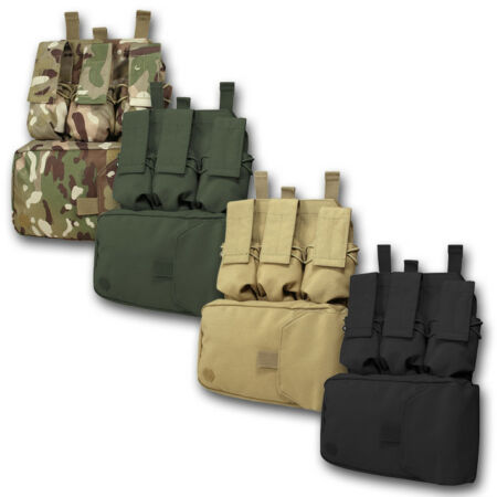 img-VIPER ASSAULT PANEL POUCH MOLLE ASSAULT VEST POUCH OSPREY ARMY MILITARY