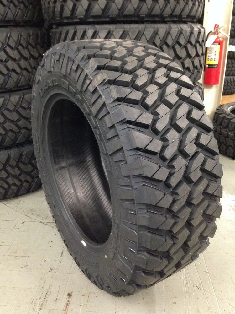 Nitto Grappler Mt >> 4 New 35x12 50r22 Nitto Trail Grappler Mt Mud Tires 12 50 R22 10ply
