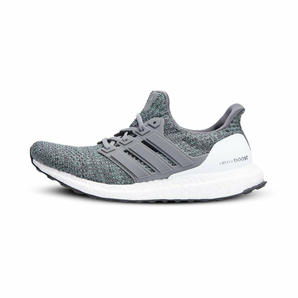 7631ac7b30227 Details about  CP9251  Mens Adidas UltraBoost Ultra Boost 4.0 Running  Sneaker - Grey Green