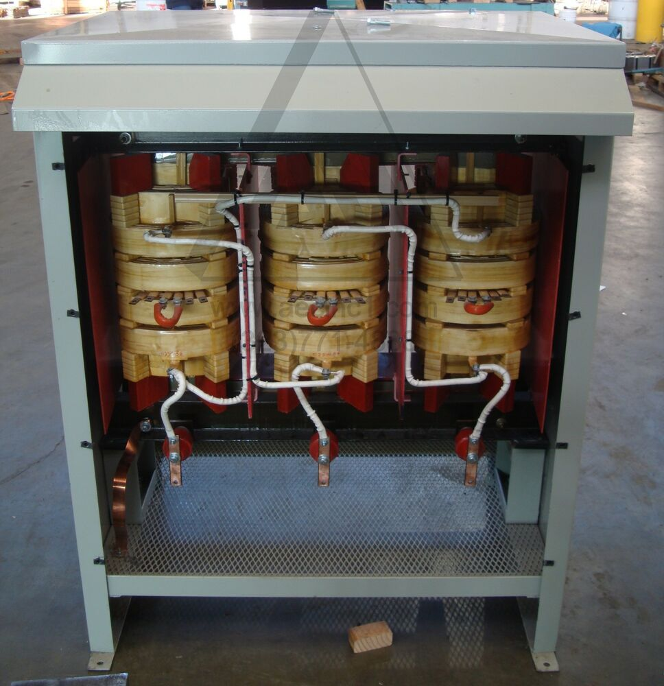 150 172 Kva Mgm 3ph Dry Type Transformer 4160 208y 120 115 D150c Used Zinsco R3830 Circuit Breaker 1 Year Warranty Ebay Rise Temp