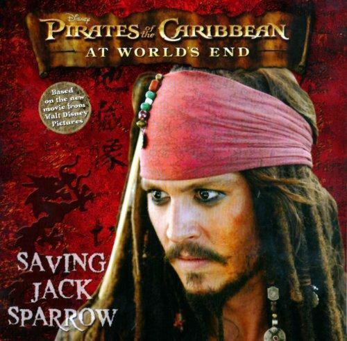 Pirates Of The Caribbean At Worlds End Saving Jack Sparrow