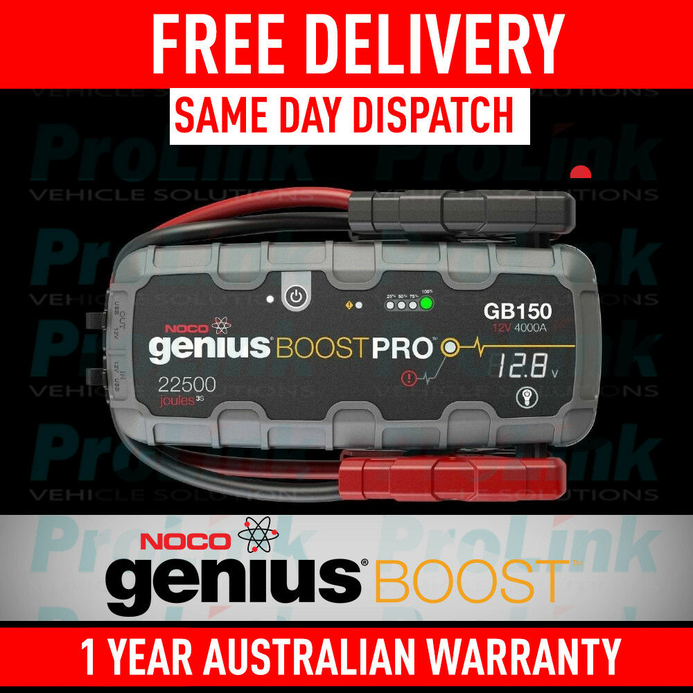 Noco Genius Boost Gb150 Jump Starter Jumper Pack Portable 12v 4000 Wiring Diagram Amp Usb Power 46221150063 Ebay