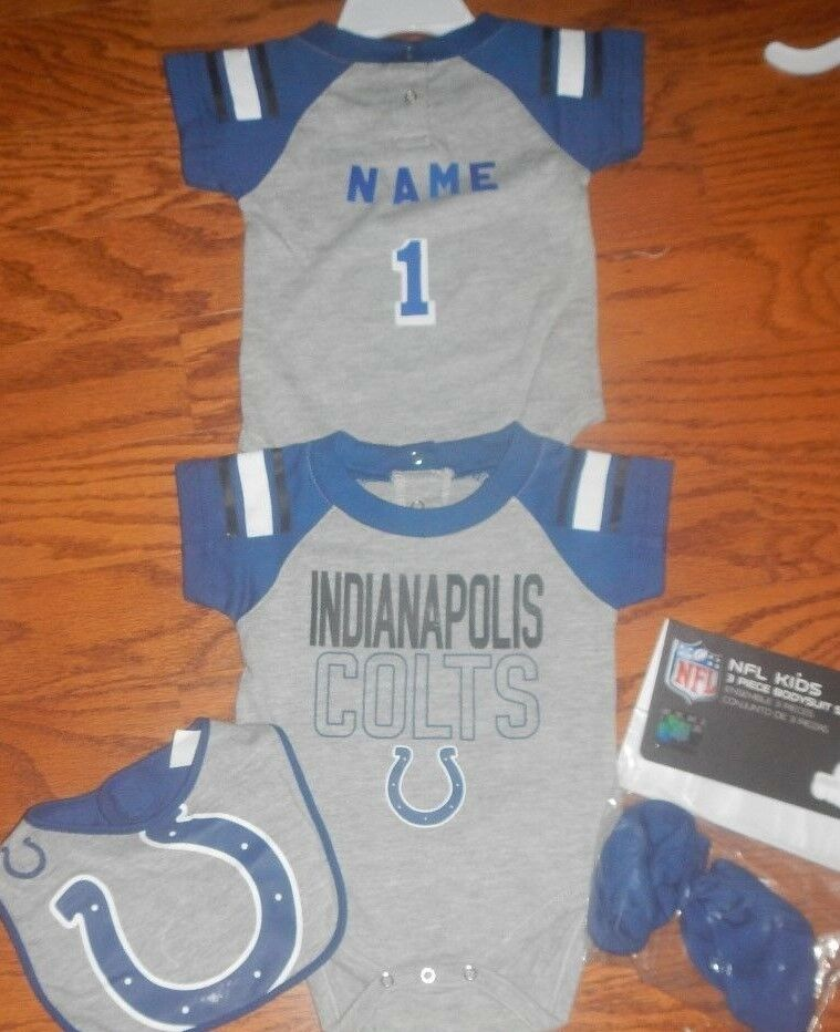 indianapolis colts infant jersey