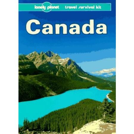 img-Canada: Travel Survival Kit (Lonely Planet Travel Survival Kit) .9780864422163