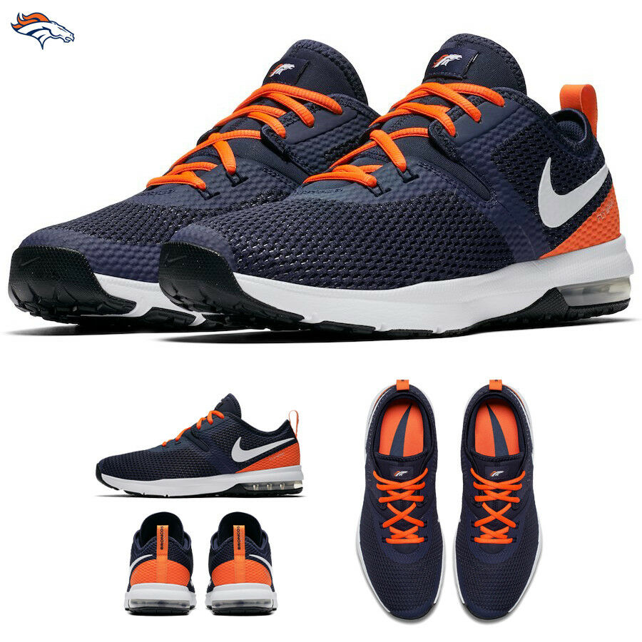 Details about Denver Broncos Nike Air Max Typha 2 Shoes NFL 2018 Limited  Edition NWT Footwear 2ee4768b9147