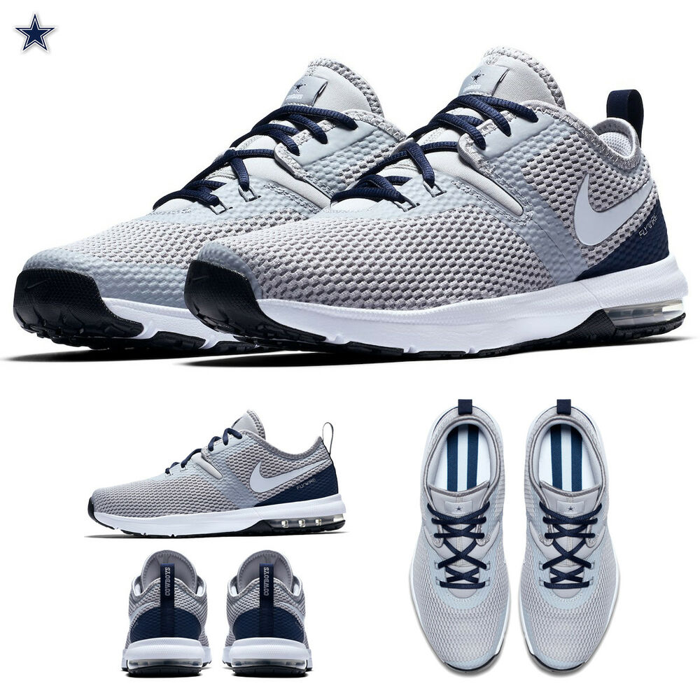 new product e65f8 b31a4 Details about Dallas Cowboys Nike Air Max Typha 2 Shoes NFL 2018 Limited  Edition NWT Footwear