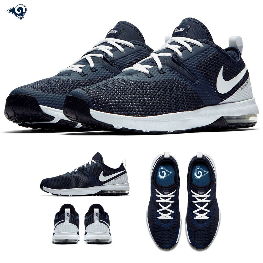 f634ccb712a Details about Los Angeles Rams Nike Air Max Typha 2 Shoes NFL 2018 Limited  Edition NWT NEW
