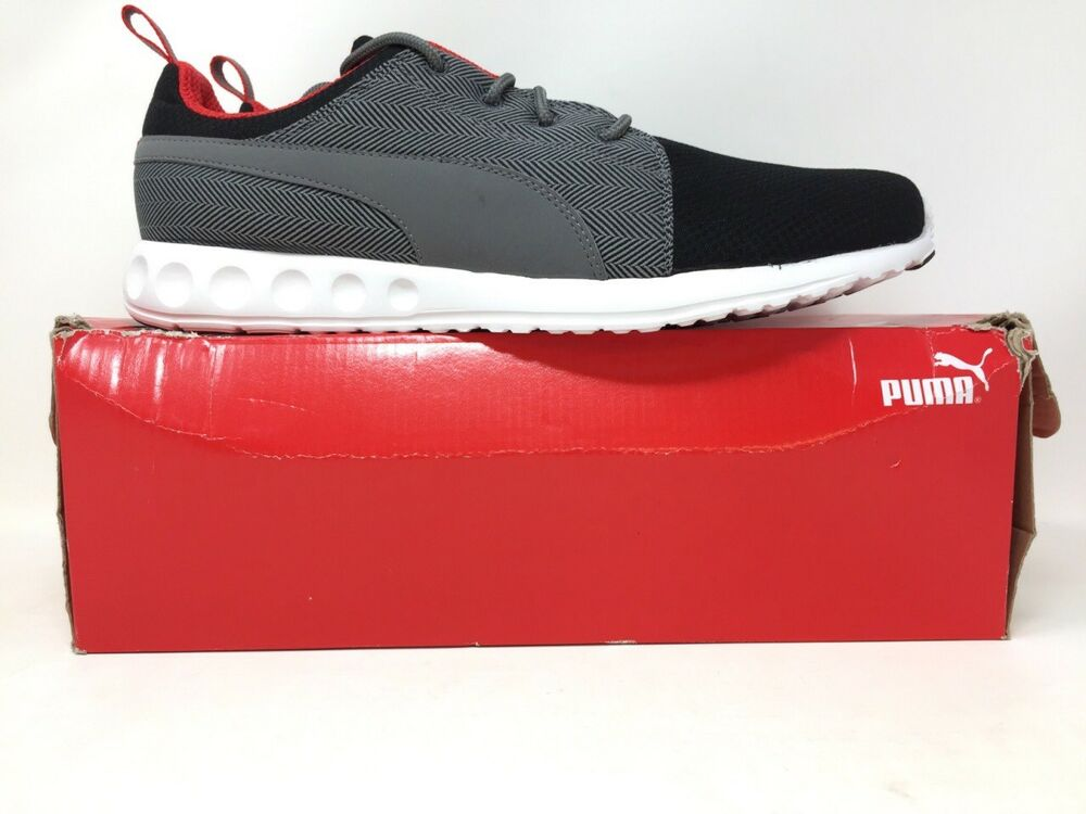 54aa5384840136 Details about NEW PUMA Men s Carson Runner Herring Running Shoes Size 11.5  NIB