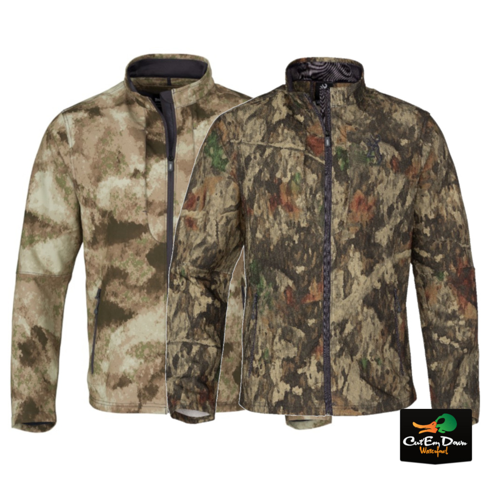 6e7db10846ab5 Details about NEW BROWNING HELLS CANYON SPEED JAVELIN FM JACKET ATACS CAMO