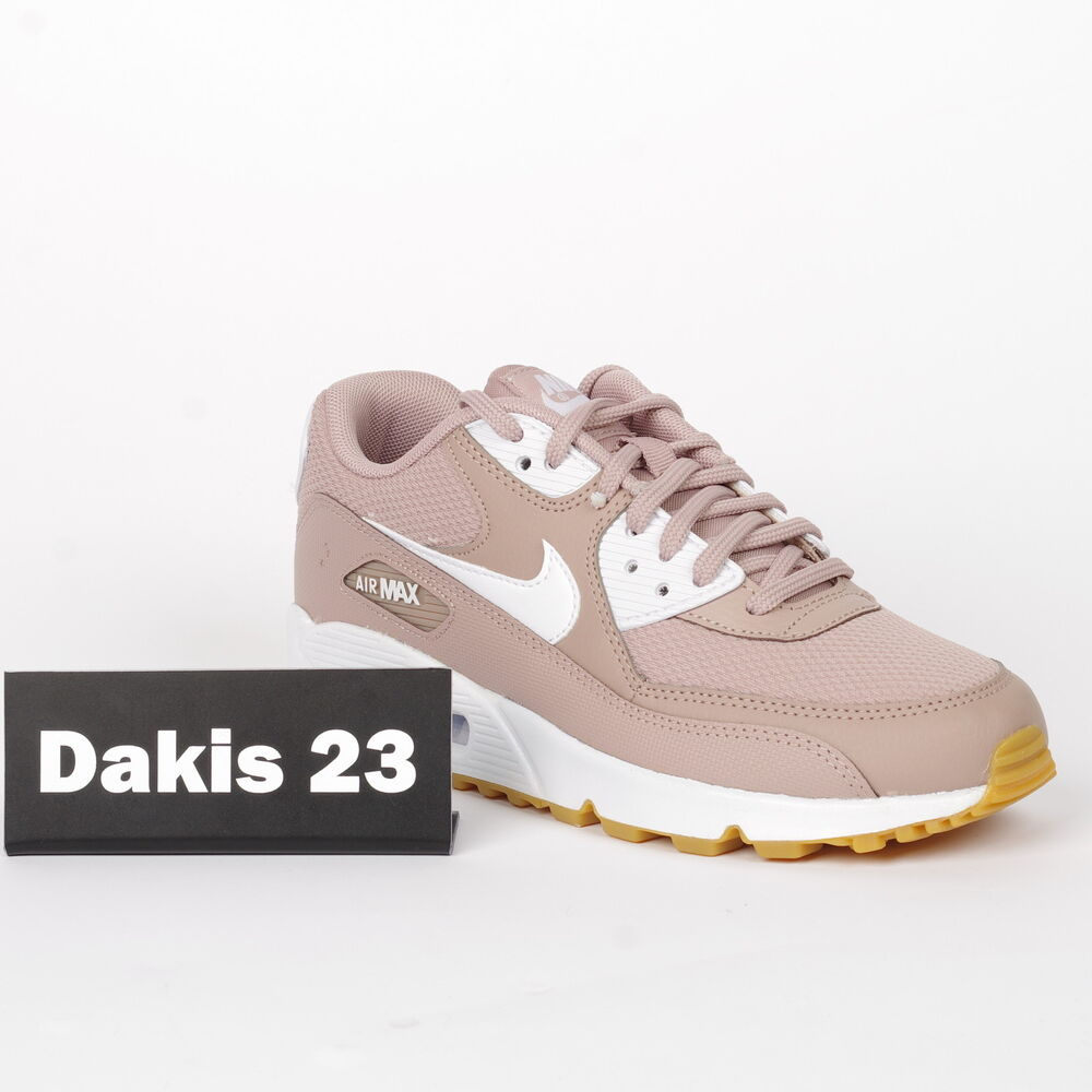 online retailer db8ea 979f9 Details about Nike WMNS Air Max 90 New Pink Women s Lifestyle Sneakers  325213-210