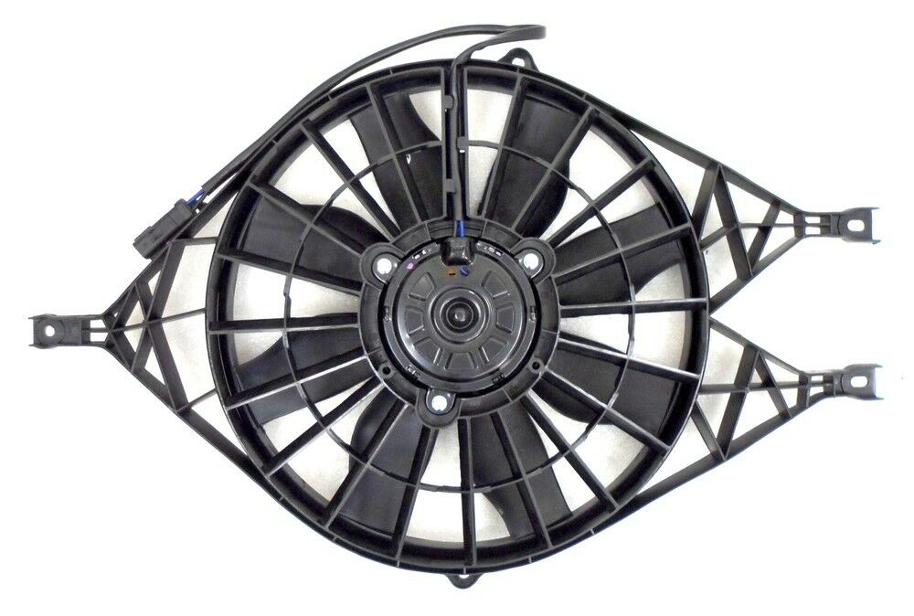 Details About Radiator Fan Embly For 2000 2003 Dodge Durango 2001 2002 6017130