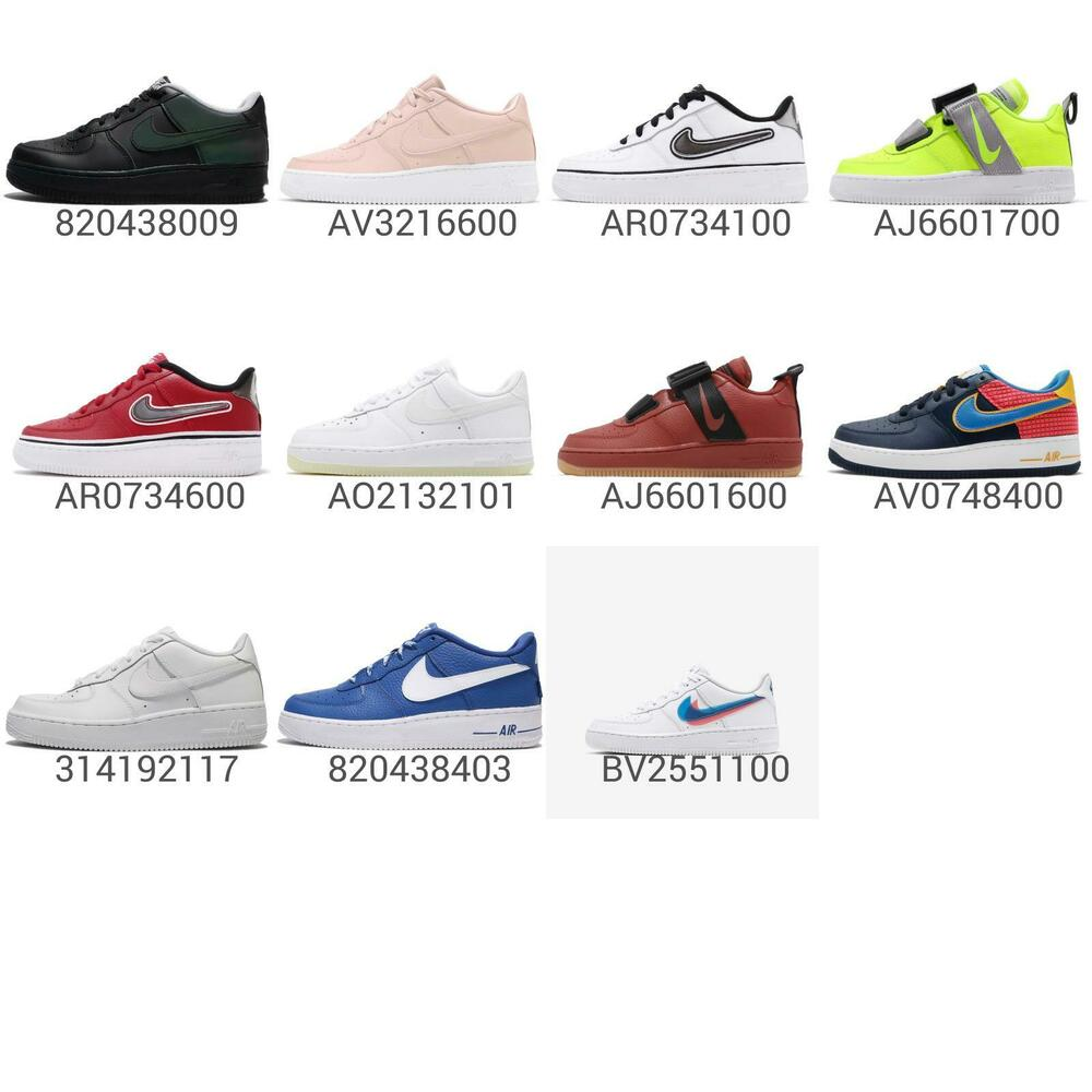 728768f80c Details about Nike Air Force 1 LV8 / Utility GS AF1 Low Kids Youth Junior  Women Sneaker Pick 1