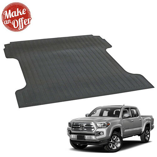 dee zee dz86964 heavyweigh truck bed mat for 2005 2019 toyota tacoma 6 bed ebay ebay