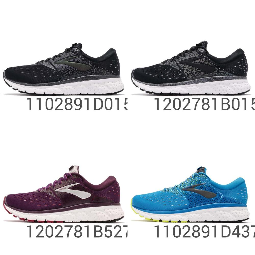 ef669372d1a0c Brooks Glycerin 16 Mens Womens Neutral Cushion Running Shoes Sneakers Pick  1