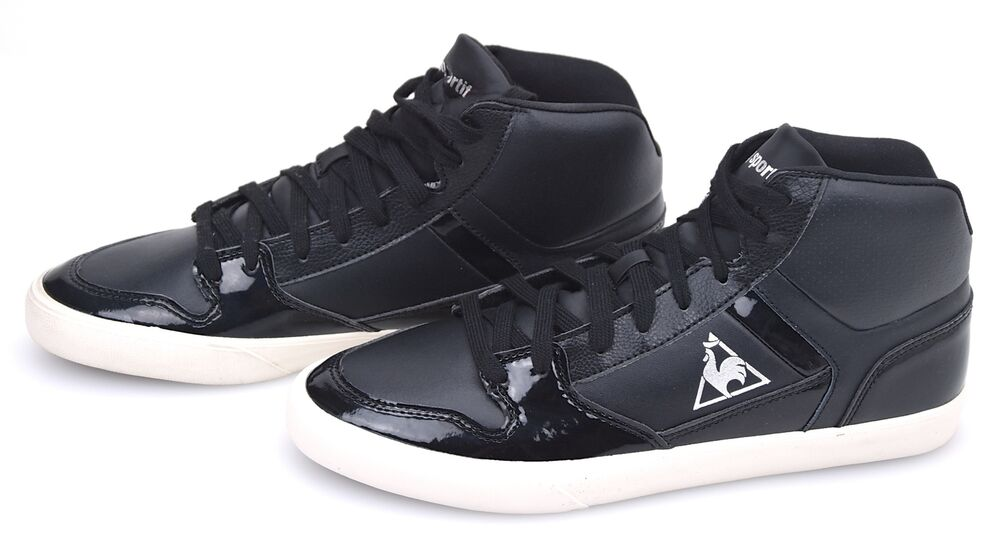 1beffcef9 LE COQ SPORTIF MAN SNEAKER SHOES CASUAL FREE TIME LEATHER PELETIER GLAM  M1321246
