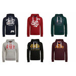 New Mens Superdry Hoodies Selection - Various Styles & Colours 08102018