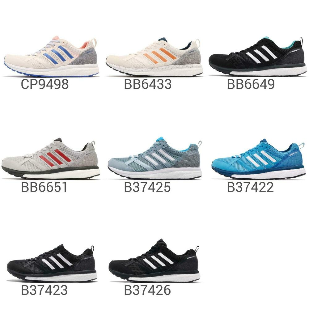 timeless design 1f823 b80de adidas Tempo 9 IX Adizero Boost Men  Women W Running Shoes Sneakers Pick 1   eBay