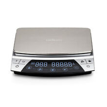 Brewberry Stainless Steel Digital Coffee Drip Scale with LCD Display