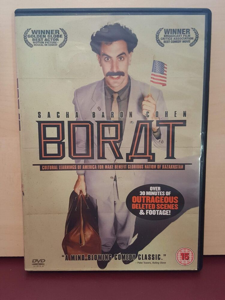 3465af1479 Details about Borat - Cultural Learnings Of America For Make Benefit  Glorious Nation Of Kazakh
