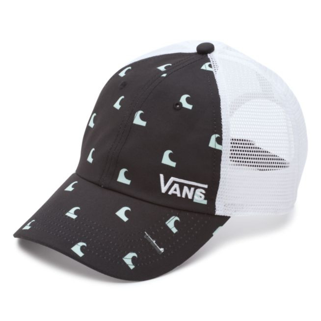 dc56f4cfc4a Details about Vans 2018 US OPEN of SURFING Hat (NEW) Acer Trucker Strapback  Cap VUSO Free Ship