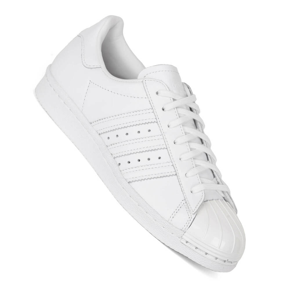 Details about Adidas Superstar Metal Toe White Ladies Shoes S76540 Metal Cap cd10eb904