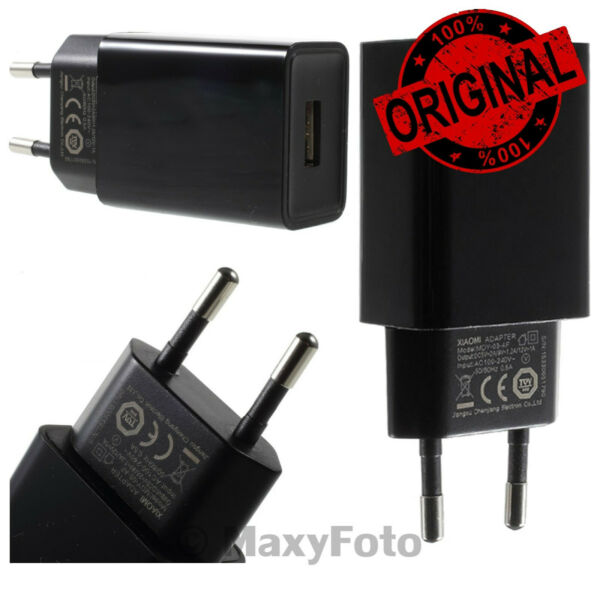 XIAOMI CARICABATTERIE ORIGINALE USB MDY-03-AF QUALCOMM QUICK CHARGE 2.0 0003FBA