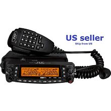 TYT TH-9800 plus 29/50/144/430 MHZ QUAD BAND TRANSCEIVER Mobile Car Radio