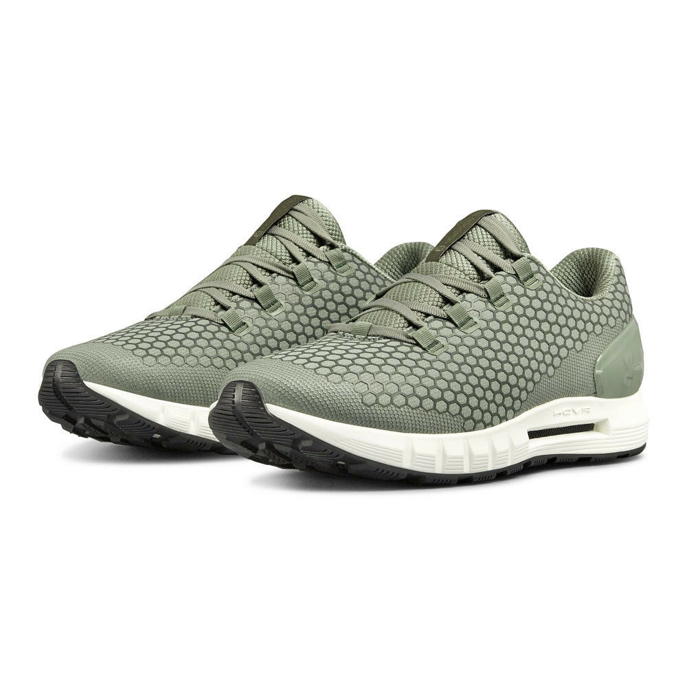 53cc7083a Details about Under Armour Mens HOVR ColdGear Reactor NC Running Shoes  Trainers Sneakers Green