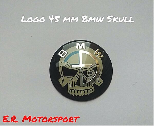 1 x Stemma Logo tronco BMW 78 mm E53