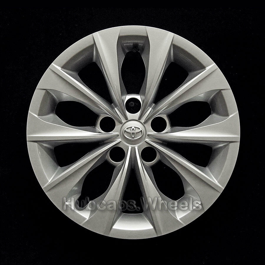 Details About Toyota Camry 2017 Hubcap Genuine Factory Oem Original 61175 Wheel Cover