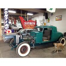 1934 Packard Standard Eight  1934 Packard Eight 1101 Coupe Full Classic Low Miles Partially Restored Project