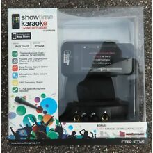 For Apple iPhone/iPod,  Showtime Karaoke ST2 Version.New.Phone/iPod not included