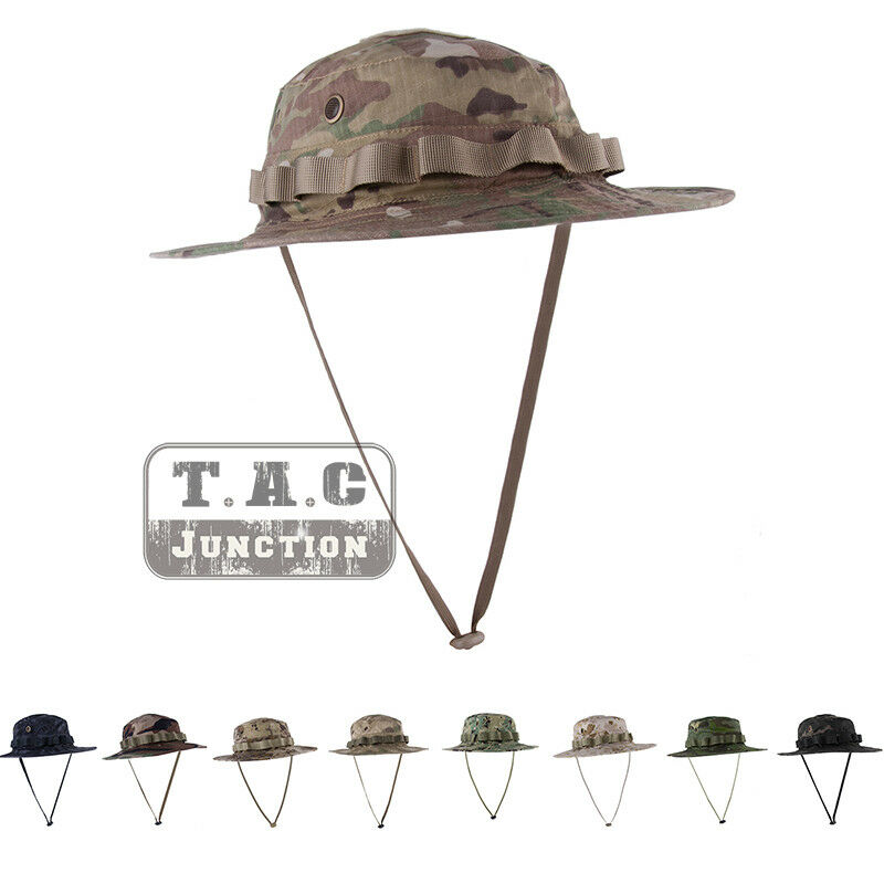 b52d44295ae Emerson Tactical Military Boonie Hat Outdoor Hunting Fishing Hats Headwear
