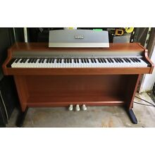 Korg Concert EC 150 88 Weighted Key Digital Keyboard Piano on Stand