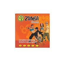 Zumba Fitness CompleteTotal=Body Transformation System 3 DVD Set