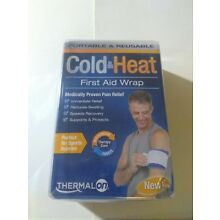 Brand New ThermalOn Cold & Heat First Aid Wrap